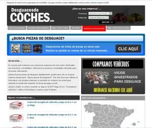 desguacesdecoches.info