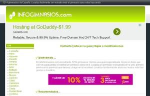 infogimnasios.com