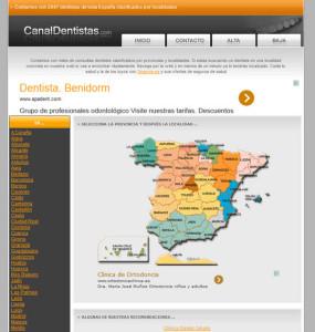 canaldentistas.com