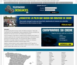 telefonosdedesguaces.es