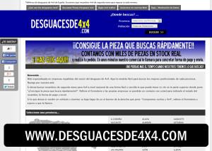 desguacesde4x4.com