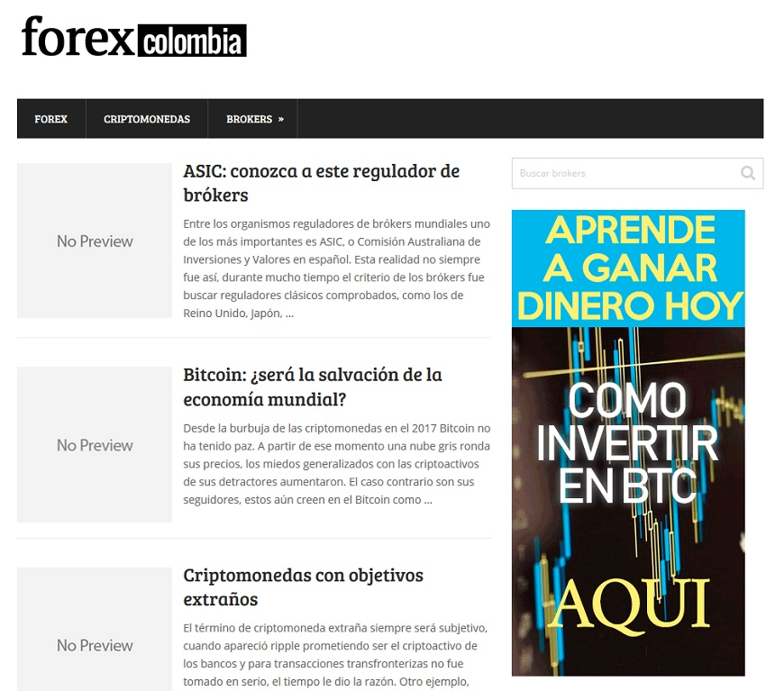 forexcolombia.info